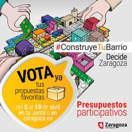 Participa y vota