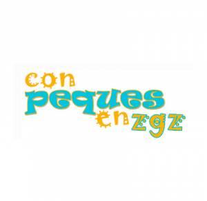Diseño logo Conpequesenzgz.com 2010