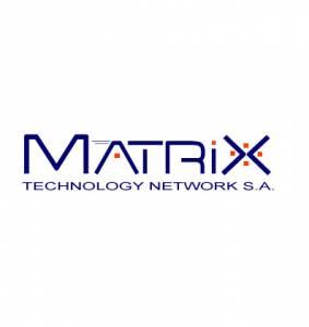 Diseño de logotipo para empresa tecnológica. 2003